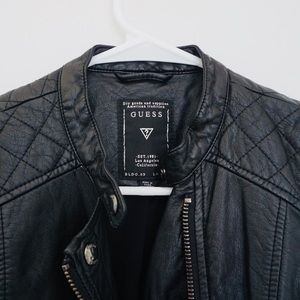 Guess Leather Vest